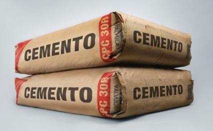 Certificación de cemento. Seguridad de cemento. Certificado de cemento.
