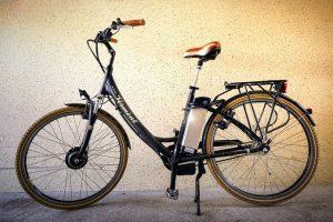 seguridad de bicicletas eléctricas